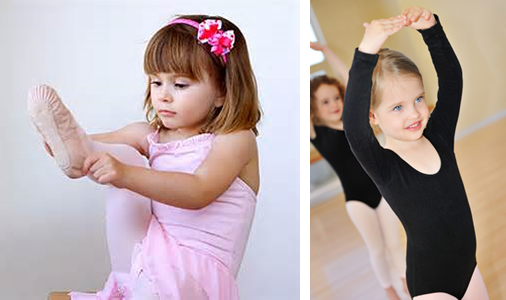 Classes for little ones – up to 6yrs